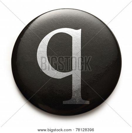 Latin Letter Q