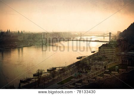 Budapest Townscape