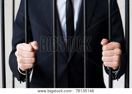 Businessmen In Prison.