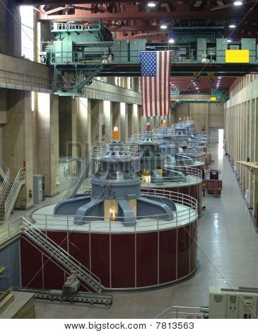 Hydro Electric Turbines