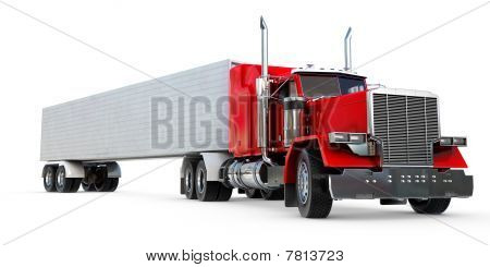 Big 18 Wheeler