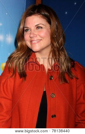 LOS ANGELES - DEC 11:  Tiffany Thiessen at the