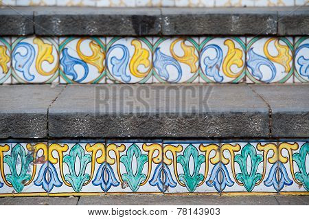 Caltagirone staircase