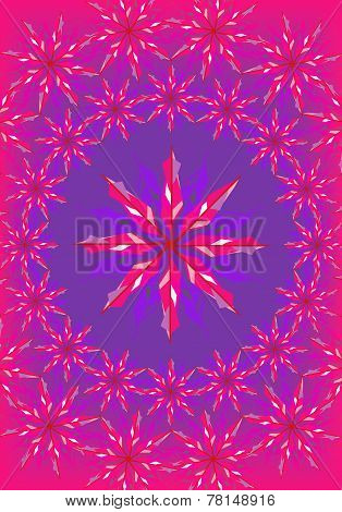 Poster Floral Background