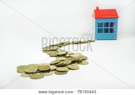 Saving Money For Home