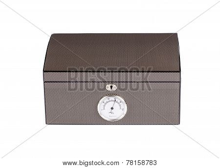 humidor isolated