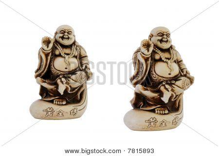 Chinese Netsuke Budai (hotei)