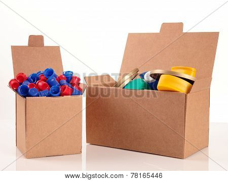 Box And Caps