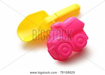 Colorful Sandbox Toys