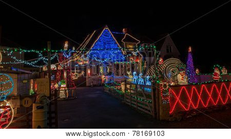 CHRISTMAS LIGHTS IN THE UK