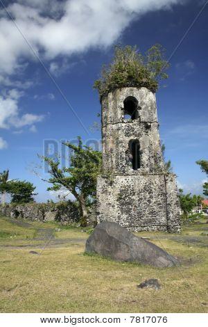 Cagsawa Church Ruins Mayon Volcano
