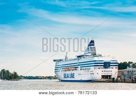 Modern Ferry Boat