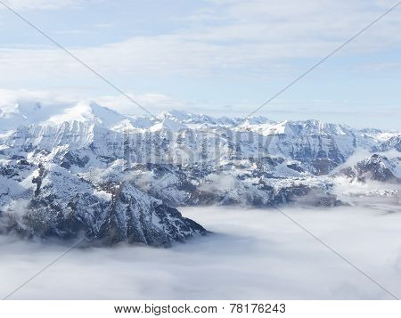 Kitssteynhorn Glacier