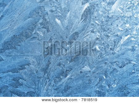 Frosty Natural Pattern