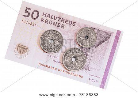Danish Money.
