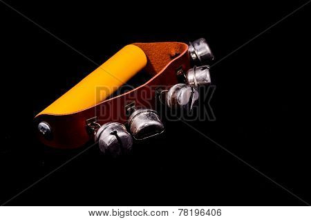 Hand bells musical instrument for ringing
