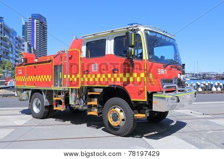 Fire engine Australia