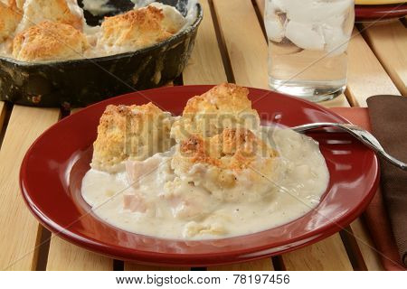 Home Baked Chicken Pot Pie