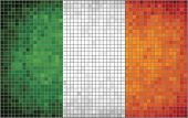 stock photo of irish flag  - The National flag of Ireland, 
