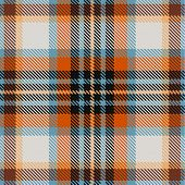 picture of tartan plaid  - Textured tartan plaid - JPG