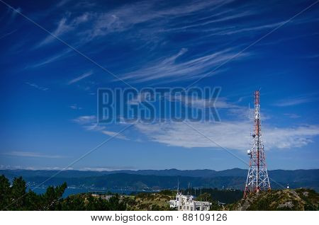 Tele-radio Tower.