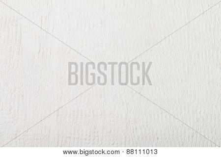Background From White Texture