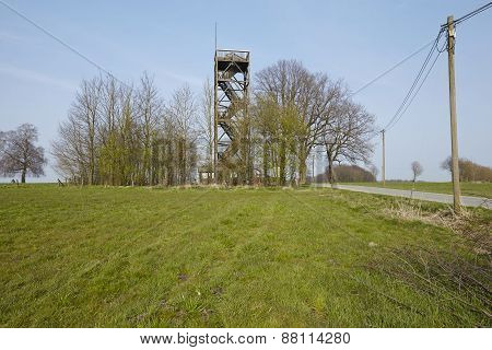 Ostercappeln (germany) - Venner Observation Tower