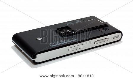 Black Cellular Phone