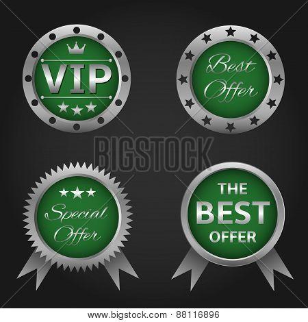 Best offer labels