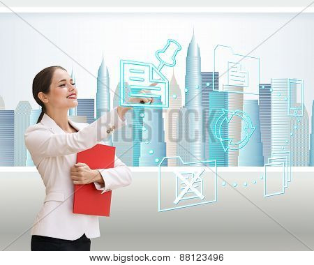 Business office of the future
