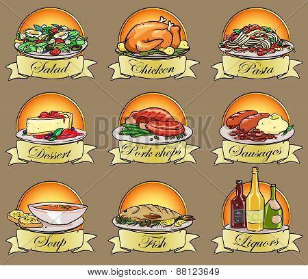 Set of Meals