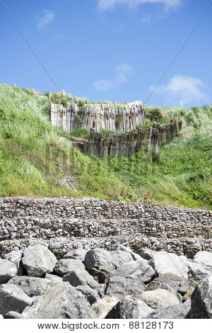 Coastal Protection For The Ballybunion Golf Course