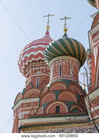 Bright Painted Dome