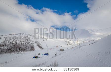 Hibini mountains