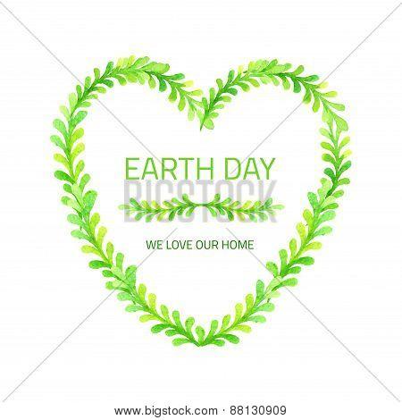 We Love Earth.