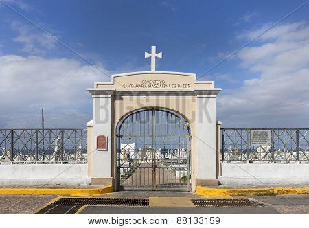 Cemetery Santa Maria Magdalena De Pazzis.