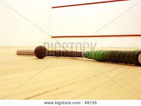Squash Raquet 2
