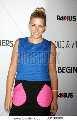 LOS ANGELES - FEB 15:  Busy Philipps at the
