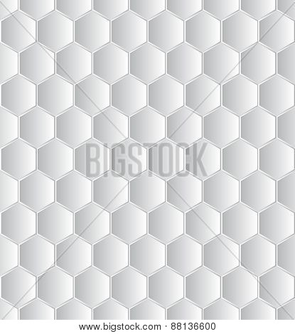 Hexagonal seamless