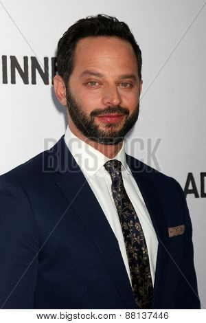 LOS ANGELES - FEB 15:  Nick Kroll at the