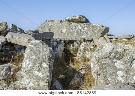 Megalithic Court Tomb