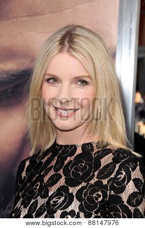 LOS ANGELES - FEB 16:  Jacqueline McKenzie at the