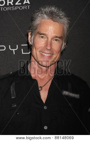 LOS ANGELES - FEB 16:  Ronn Moss at the