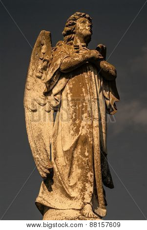 Male Angel Statue