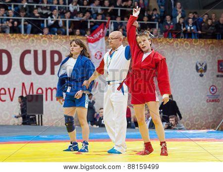 Elena Bondareva And Tatiana Osoianu