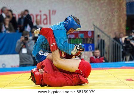 Mekan Nurjikov (r) Vs Vadim Shagin (b)