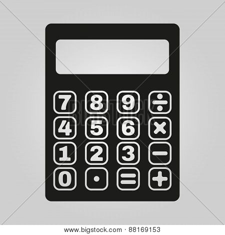 The Calculator Icon