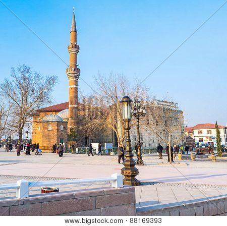 The Hac? Bayram Square