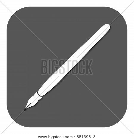 The Fountain Pen Icon