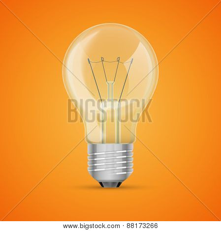 Realistic Light Bulb